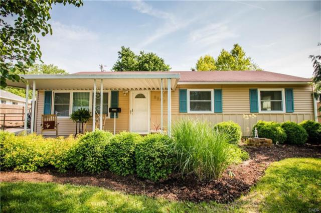 5341 Haverfield Road, Dayton, OH 45432 (MLS #765147) :: Denise Swick and Company