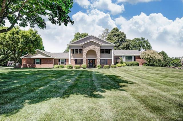1177 Fairway Drive, Troy, OH 45373 (MLS #765303) :: Denise Swick and Company