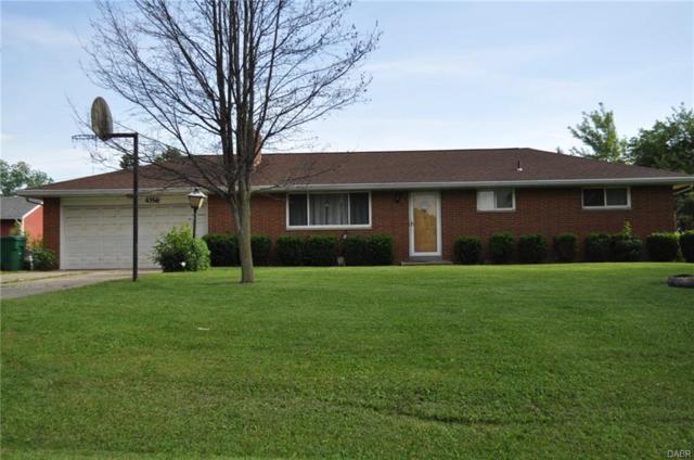 4356 Ardonna Lane, Beavercreek, OH 45432 (MLS #765515) :: Denise Swick and Company