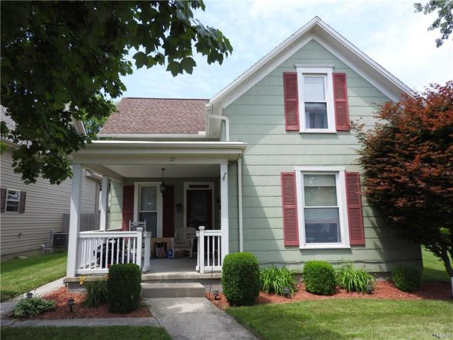 27 Walnut Street, Tipp City, OH 45371 (#766440) :: Bill Gabbard Group