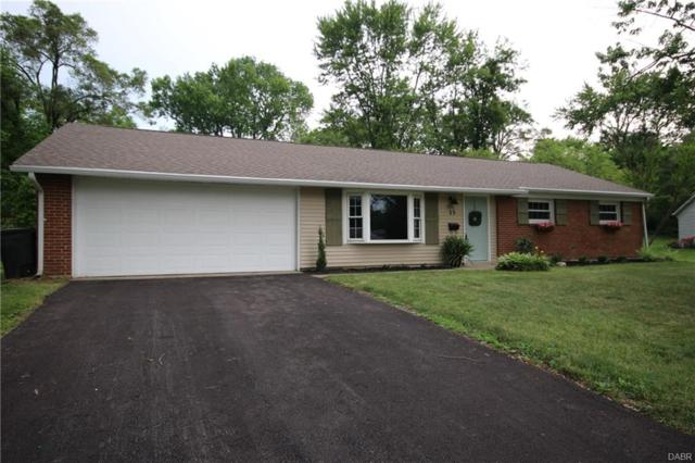35 Benzell Drive, Dayton, OH 45458 (MLS #766472) :: Denise Swick and Company