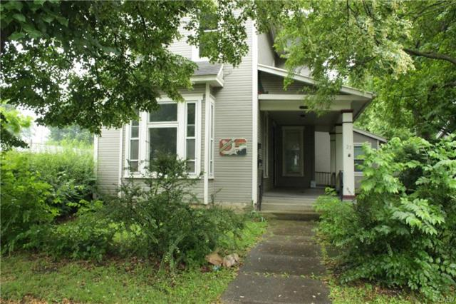 25 Madison Avenue, Springfield, OH 45504 (MLS #766473) :: The Gene Group