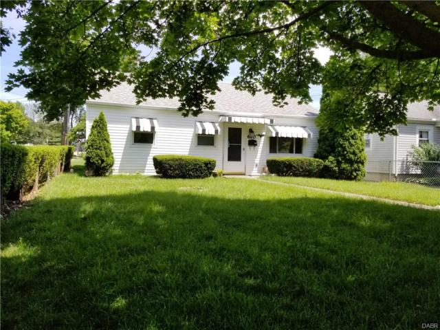 620 Aukerman Street, Eaton, OH 45320 (MLS #767186) :: The Gene Group