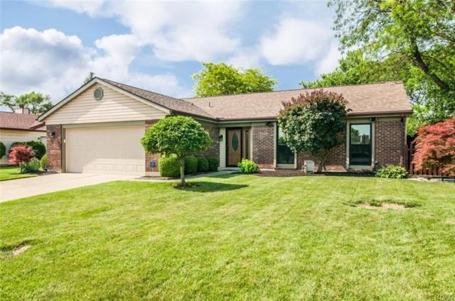 1033 Newpark Drive, Englewood, OH 45322 (MLS #767241) :: The Gene Group