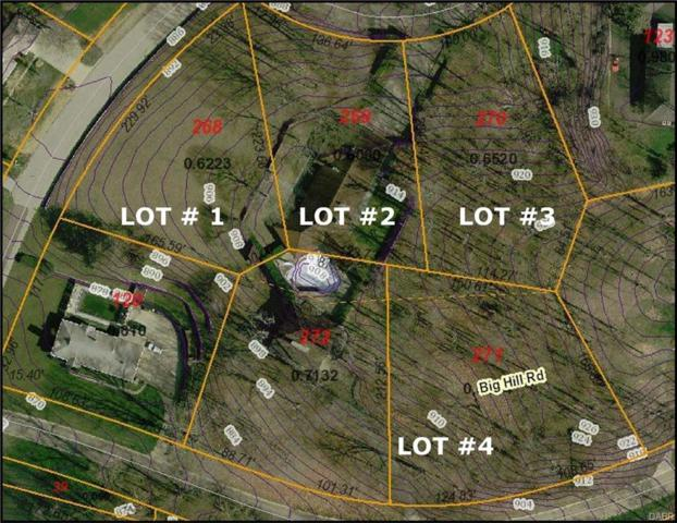 835 Big Hill Rd Lot #4, Kettering, OH 45419 (MLS #767270) :: Denise Swick and Company