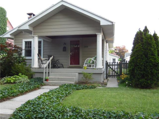 344 Hadley Avenue, Oakwood, OH 45419 (MLS #767425) :: Denise Swick and Company