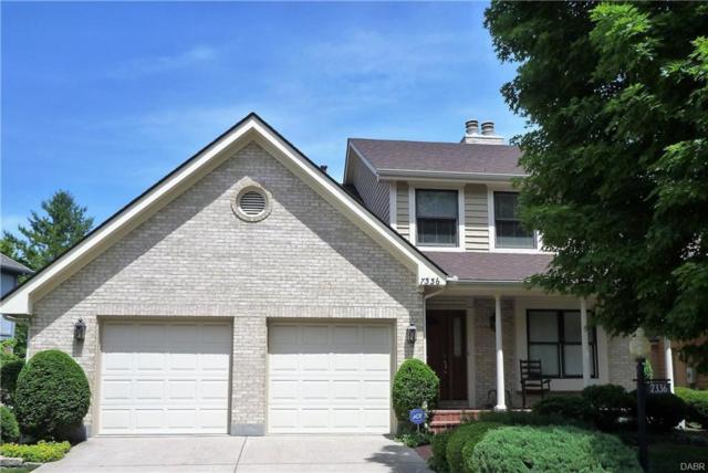7336 Hartcrest Lane, Centerville, OH 45459 (MLS #767470) :: The Gene Group