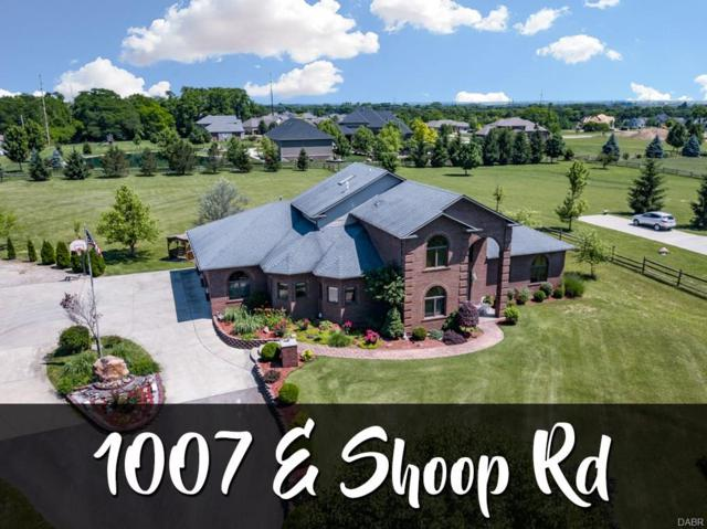1007 Shoop Road, Tipp City, OH 45371 (MLS #767494) :: Denise Swick and Company