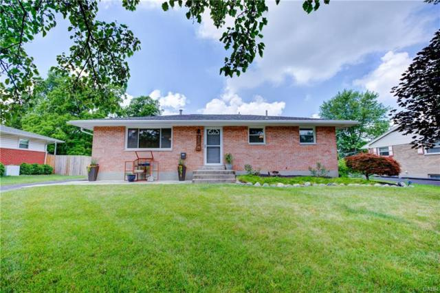 4821 Archmore Drive, Kettering, OH 45440 (MLS #767650) :: Denise Swick and Company