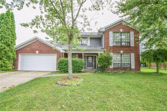 6951 Deer Bluff Drive, Huber Heights, OH 45424 (MLS #767724) :: Denise Swick and Company