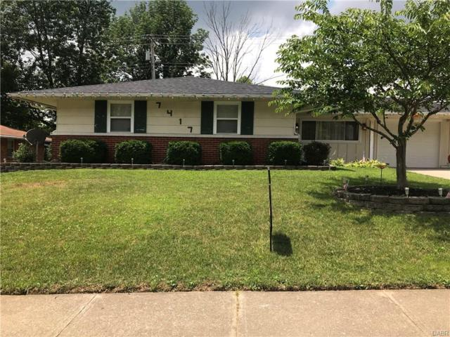 7417 Harshmanville Road, Huber Heights, OH 45424 (MLS #767732) :: Denise Swick and Company