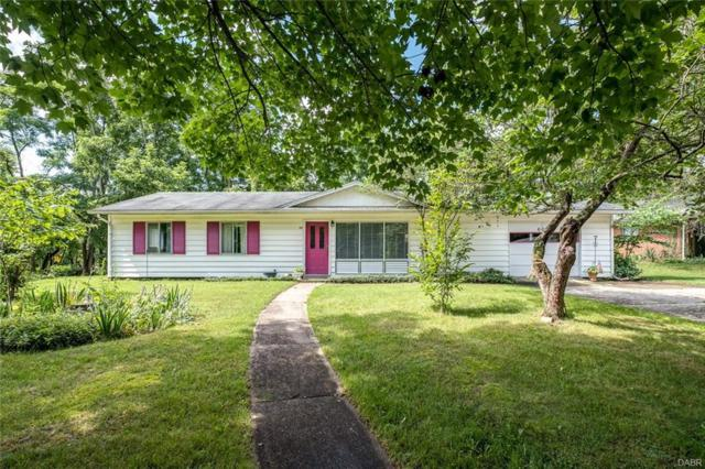 601 Robinwood Drive, Yellow Springs Vlg, OH 45387 (MLS #767746) :: Denise Swick and Company