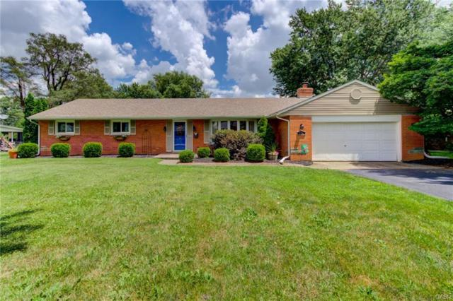2056 Bonniedale Drive, Bellbrook, OH 45305 (MLS #767748) :: Denise Swick and Company