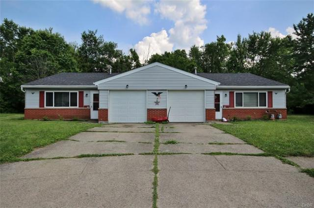 1100 Cambridge Court, New Carlisle, OH 45344 (MLS #767781) :: The Gene Group