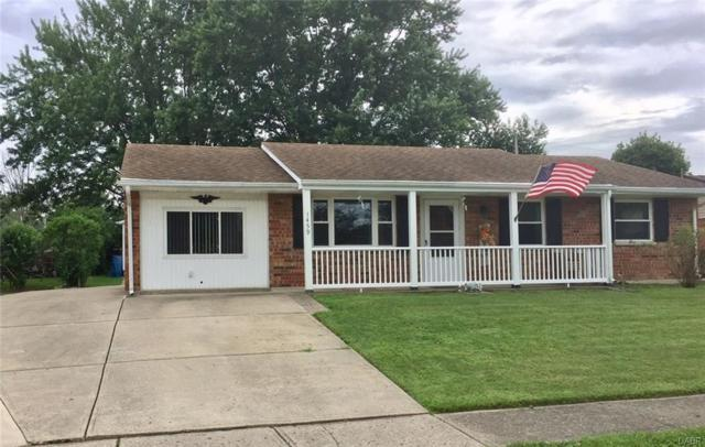 1459 Cheyenne Drive, Xenia, OH 45385 (MLS #767930) :: The Gene Group