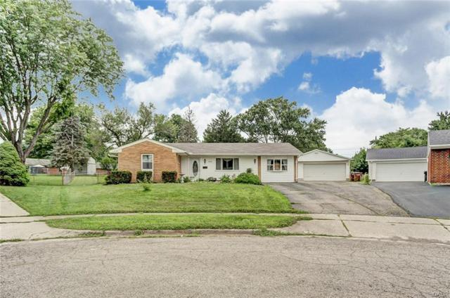 1868 Chippewa Court, Xenia, OH 45385 (MLS #768336) :: The Gene Group