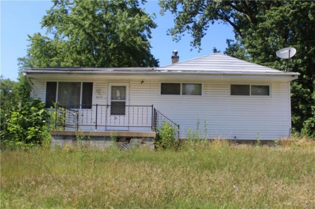 4317 Natchez Avenue, Dayton, OH 45416 (MLS #768422) :: The Gene Group
