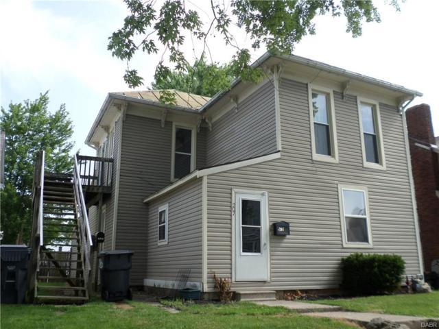 207 Oak Street, Union City, OH 45331 (MLS #768438) :: The Gene Group