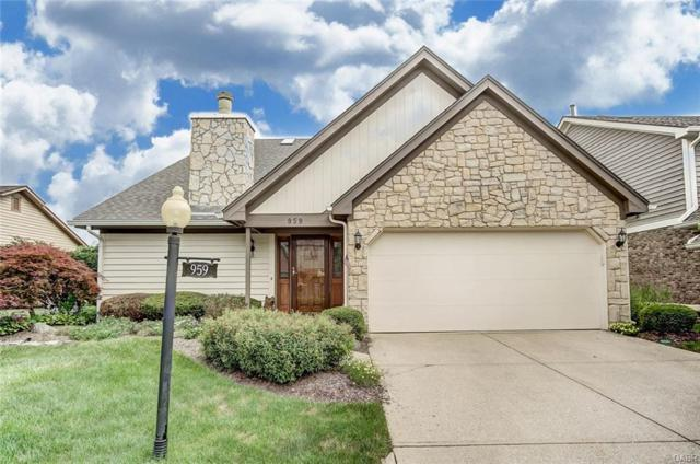 959 Fawn Lea Trail, Centerville, OH 45459 (MLS #768646) :: The Gene Group