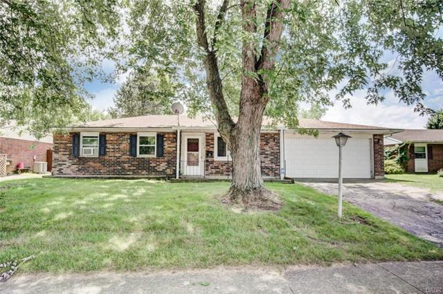614 Colorado Drive, Xenia, OH 45385 (MLS #768755) :: The Gene Group