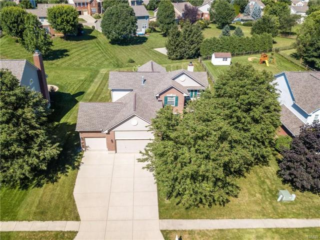 1302 Kables Mill Drive, Bellbrook, OH 45305 (MLS #768917) :: The Gene Group