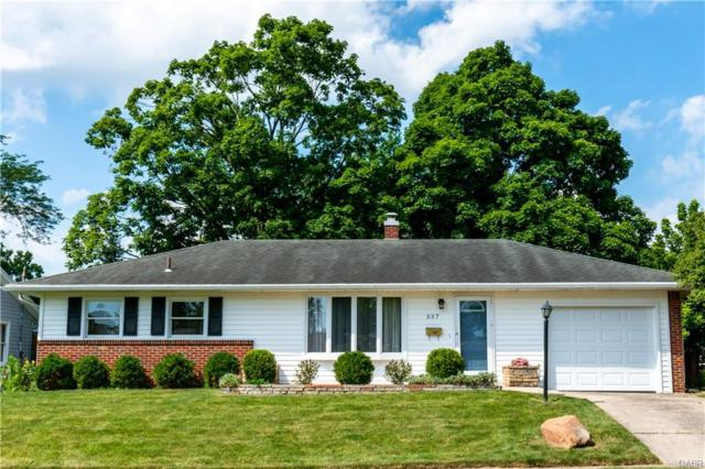 337 Miles Avenue, Tipp City, OH 45371 (MLS #769005) :: The Gene Group