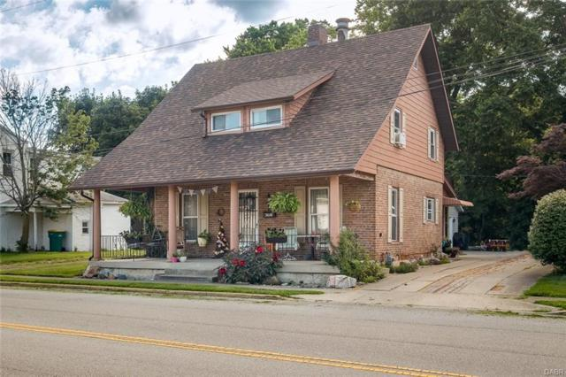 308 Main Street, New Carlisle, OH 45344 (MLS #769046) :: The Gene Group