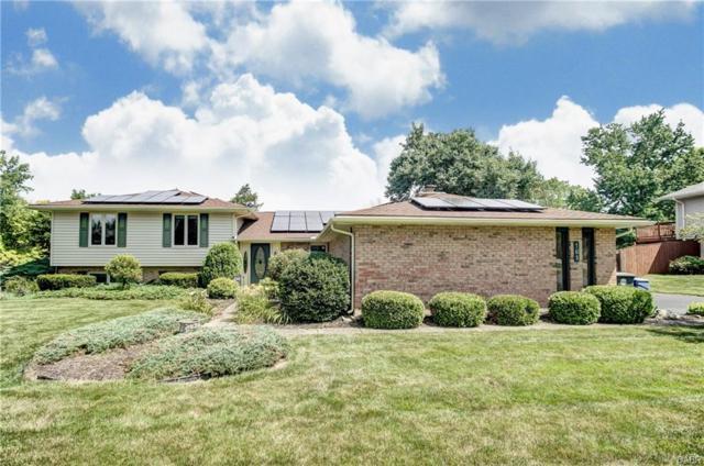 161 Terrace Villa Drive, Centerville, OH 45459 (MLS #769116) :: The Gene Group