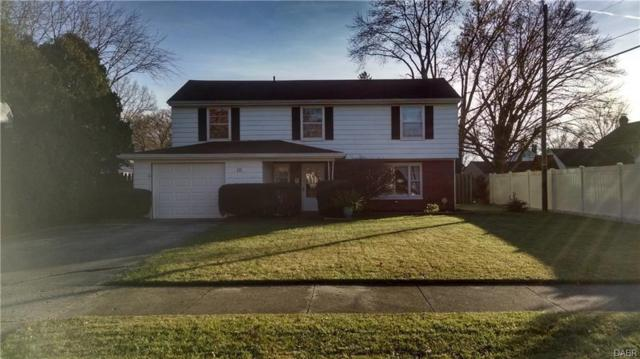 111 Dover Road, Springfield, OH 45504 (MLS #769190) :: The Gene Group