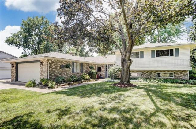 6111 Park Ridge Drive, Centerville, OH 45459 (MLS #769214) :: The Gene Group