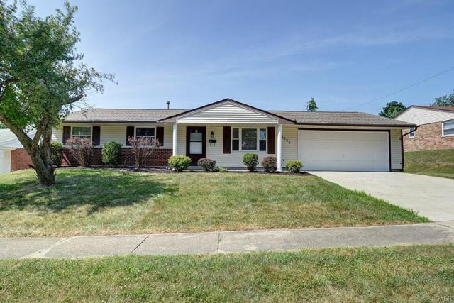 6525 Grovehill Drive, Huber Heights, OH 45424 (MLS #769278) :: The Gene Group