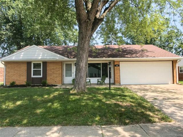 141 Pagett Drive, Germantown, OH 45327 (MLS #769441) :: The Gene Group