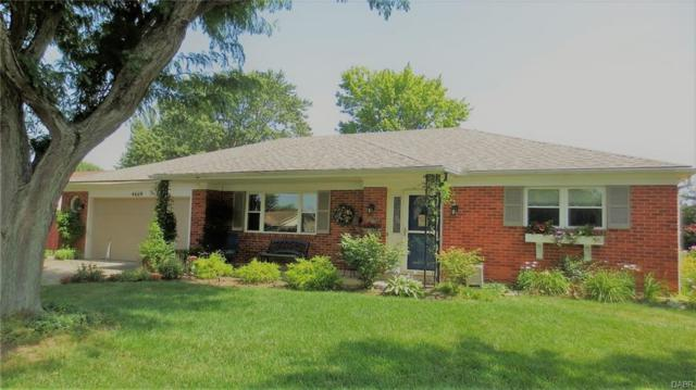 4609 Cutlass Drive, Englewood, OH 45322 (MLS #769535) :: The Gene Group
