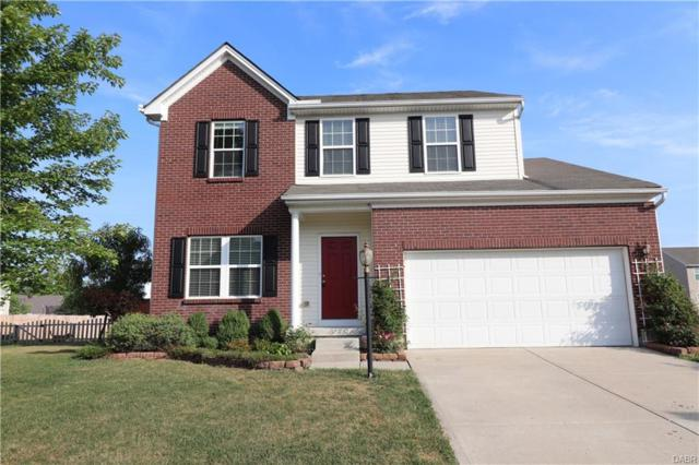 835 Chapelgate Drive, Fairborn, OH 45324 (MLS #769567) :: The Gene Group