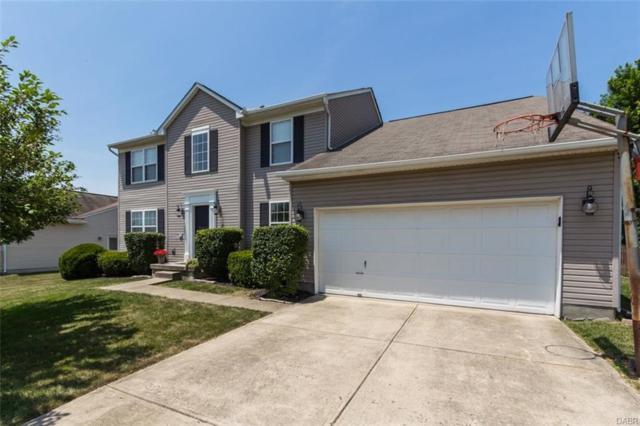 55 Cambridge Drive, Springboro, OH 45066 (MLS #769583) :: Denise Swick and Company