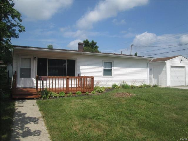 1101 Scott Street, New Carlisle, OH 45344 (MLS #769611) :: The Gene Group