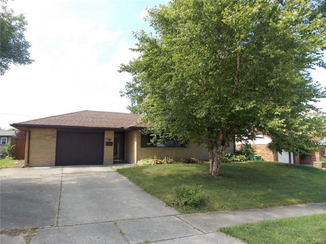 222 Blair Drive, Fairborn, OH 45324 (MLS #769741) :: The Gene Group