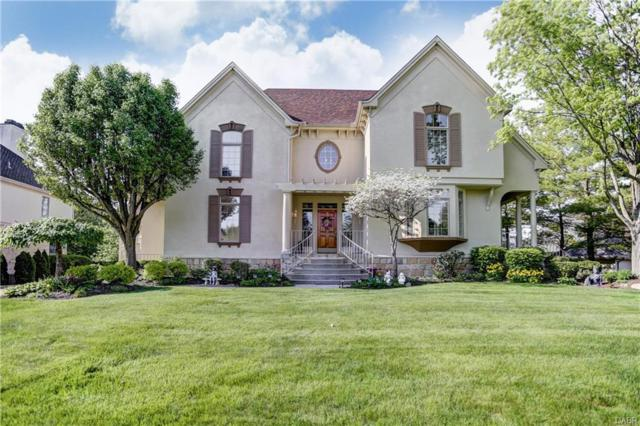 1110 Wheatfield Court, Centerville, OH 45458 (MLS #769877) :: The Gene Group