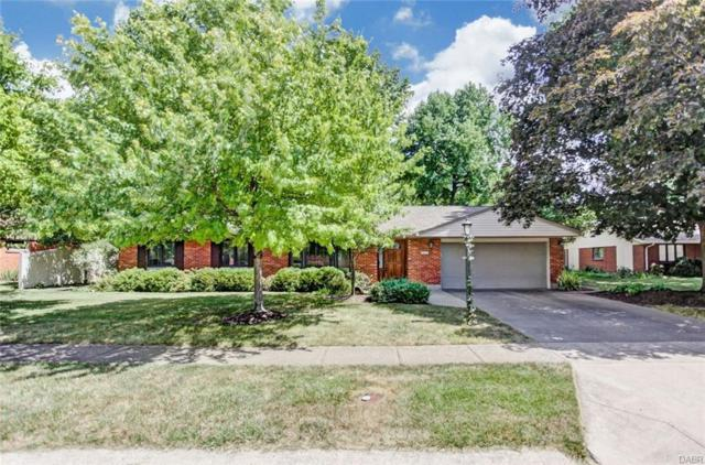 2273 Belloak Drive, Kettering, OH 45440 (MLS #769935) :: Denise Swick and Company