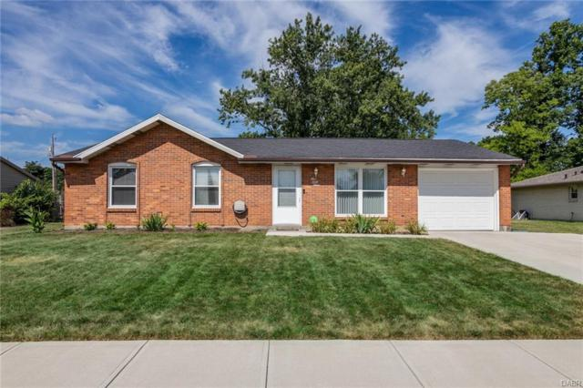 543 Bellaire Drive, Tipp City, OH 45371 (MLS #769951) :: Denise Swick and Company