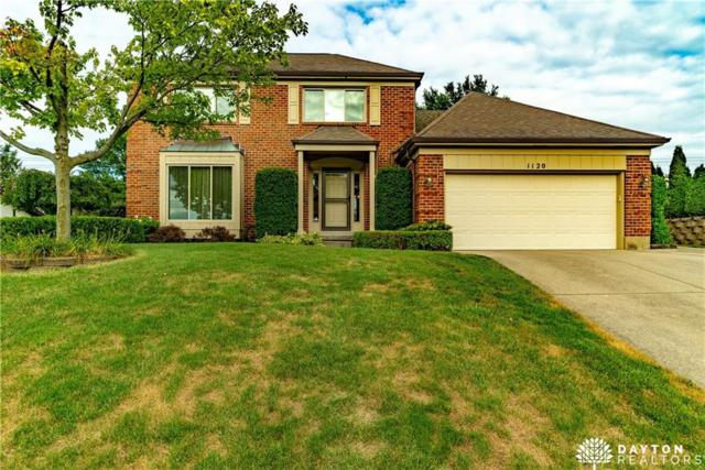 1120 Lord Fitzwalter Drive, Miamisburg, OH 45342 (MLS #770327) :: The Gene Group