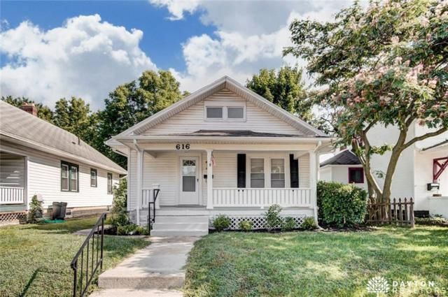 616 Cecil Street, Springfield, OH 45503 (MLS #770761) :: Denise Swick and Company