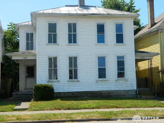 1829-1831 Main Street, Springfield, OH 45504 (MLS #770944) :: The Gene Group