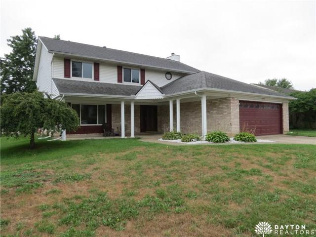6590 Deer Bluff Drive, Huber Heights, OH 45424 (MLS #771038) :: Denise Swick and Company