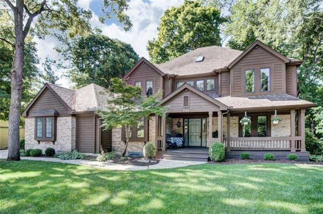 3589 Ridgeway Road, Bellbrook, OH 45305 (MLS #771174) :: Jon Pemberton & Associates with Keller Williams Advantage