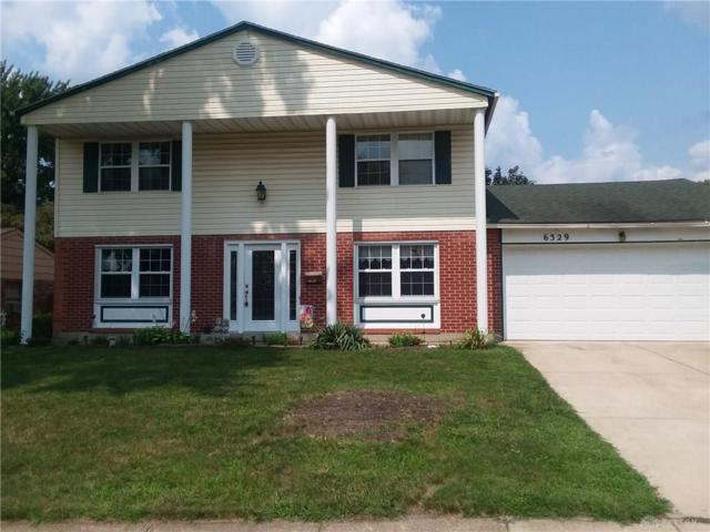 6329 Longford Road, Huber Heights, OH 45424 (MLS #771458) :: Jon Pemberton & Associates with Keller Williams Advantage