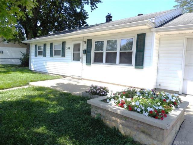 209 Brown School Road, Vandalia, OH 45377 (MLS #771765) :: Denise Swick and Company