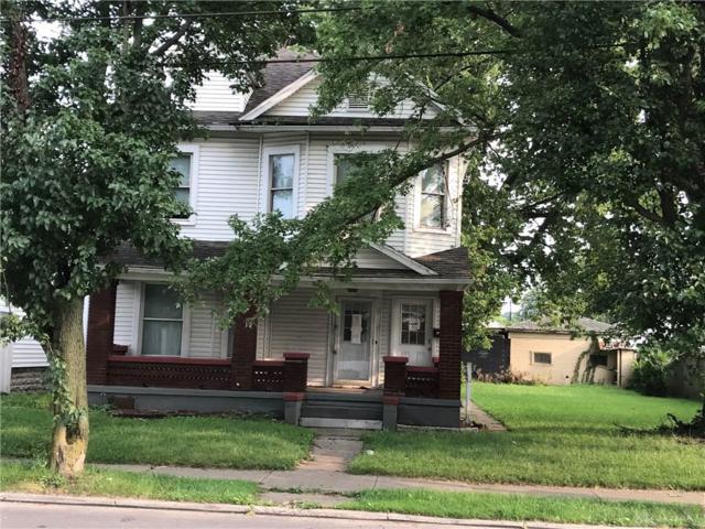 3222 3rd Street, Dayton, OH 45403 (MLS #772180) :: The Gene Group
