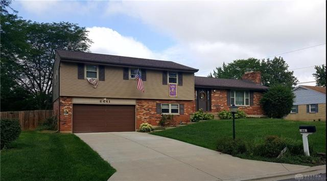 6441 Rangeview Drive, Dayton, OH 45415 (MLS #772445) :: Denise Swick and Company