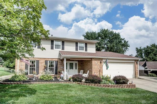 131 Trumpet Drive, West Carrollton, OH 45449 (MLS #772636) :: The Gene Group